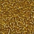 Mill Hill Victorian Gold Glass Beads 02011