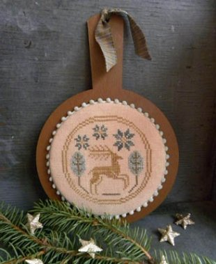 Leaping Stag Candle Board