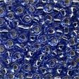 Mill Hill Crystal Blue Beads 16026