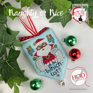 Naughty Or Nice Secret Santa