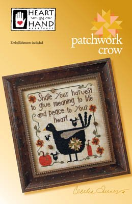 Patchwork Crow