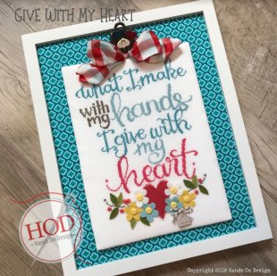 Give With My Heart