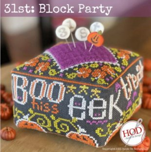 31st: Block Party