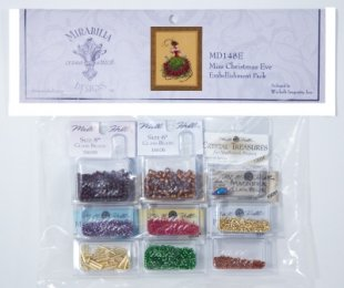 Miss Christmas Eve Embellishment Pack