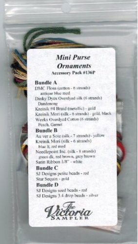 Mini Purse Ornaments Accessory Pack