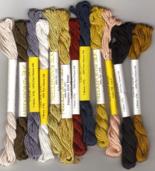 Atlantic Cod NPI Silks Fiber Pack