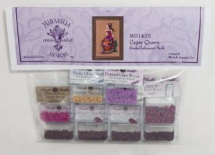 Gypsy Queen Embellishment Pack