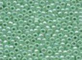 Mill Hill Light Green Glass Beads 00525