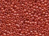 Mill Red Glass Beads 00968