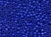 Mill Hill Crayon Seed Beads Royal Blue 02065