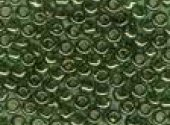 Mill Hill Pine Green Glass Beads 02098