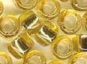 Mill Hill Victorian Gold Pebble Beads 05011