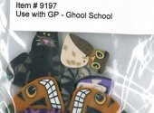 Ghool School Button Pack