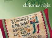 Christmas Night with embellishments