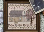 Philip Foster Farmhouse