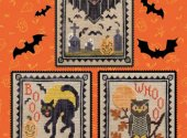 Halloween Critters Trio