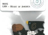 Heart Of America Button Pack