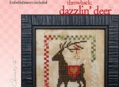 Dazzlin Deer with embellishment pack