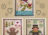 Monthly Trios January February March
