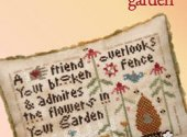 Friendship Garden with embellishment pack