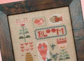 Doodles Spring with embellishment pack