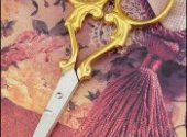 Regal Embroidery Scissors 4""