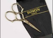 Bohin Grands Anneaux Embroidery Scissors