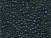 Frosted Black Beads