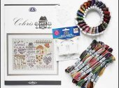 Coloris Embroidery Floss Gift Set