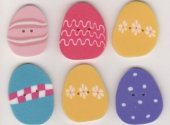 Just Another Button Happy Easter Button Pack
