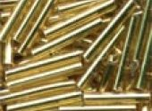Mill Hill Victorian Gold Bugle Beads 92011