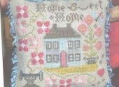 Home Sweet Home Pin Pillow Kit