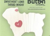 Tuffet's Sweetheart Lamb Thread Winder