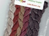 Little Brown Jug Silk Fiber Pack