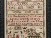 Little Deeds Sampler