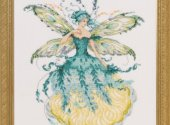 March Aquamarine Fairy