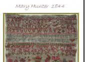 Mary Hunter 1844