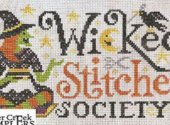 Wicked Stitcher Society