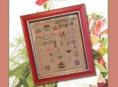 Signs Of Spring Motif Sampler 1845