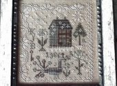 Blackbird Designs Snow Garden Cross Stitch