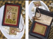 Tudor Rose Stitch Book