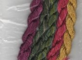 Autumn Garden Party Silk Fiber Pack