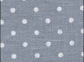 Zweigart Petit Point Blue White Dot Linen 32 Ct