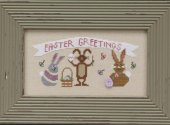 Easter Greetings Take Along Kit