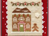 Gingerbread House Eight