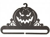 "Jack O Lantern 4"" Split Bottom Hanger"