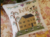 Little House Sampler LJK