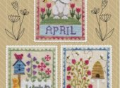 Monthly Trios April May June