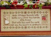 A Stitcher's Prayer
