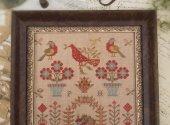 Red Bird Sampler